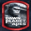 Символ Planet of the Apes - Scatter Dawn